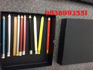 In ấn bút viết quà tặng, bút chì quảng cáo, in bút chì giá rẻ theo yêu cầu