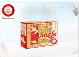 Nước Yến sào Datafa, yến thật 100%