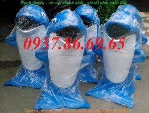 Thùng rác con thú, thùng rác cá heo, thùng rác gấu trúc, thùng rác hình gốc cây giá tốt