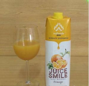 Nước trái cây nguyên chất cô đặc: Cam, Chanh leo