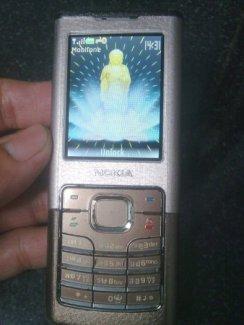 Nokia 6500Classic Máy Zin Chính Hãng