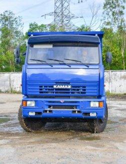Xe Kamaz 6520 (6x4) ben Kamaz 20 tấn