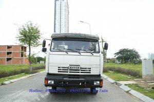 Đầu kéo Kamaz 54115 (6x4) 35 tấn