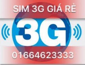 Sim 3G giá rẻ nhất hà nội ,không giới hạn dung lượng , bảo hành 12 tháng