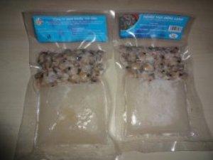 Tìm nhà phân phối sản phẩm nghêu thịt đông lạnh