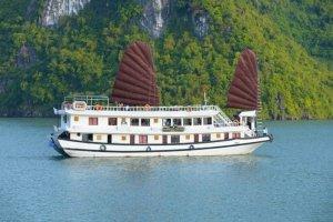Chương trình du Thuyền Hạ Long Imperial Cruise,  2 ngày 1 đêm