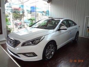 Hyundai Kinh Dương Vương bán xe Sonata 2017 giá tốt nhất thị trường, khuyến mãi khủng