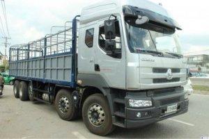 Xe ô tô tải có mui 10x4 hiệu Chenglong