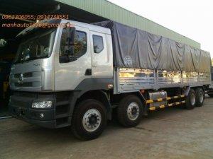 Xe ô tô tải 8x4 hiệu Chenglong