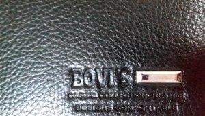 Ví da nam Bovis