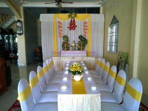 Dịch vụ cưới hỏi The Wedding chuyên trang trí tiệc cưới nhà hàng