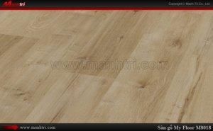 Sàn gỗ công nghiệp My Floor M8018