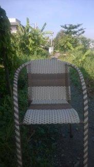 Sửa chửa bàn ghế cà fe nhựa giả mây