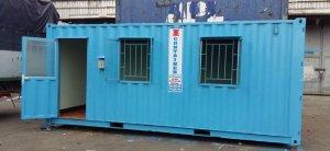 Cho thuê container văn phòng 20 feet