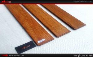 Sàn gỗ tự nhiên Căm Xe 450 mm