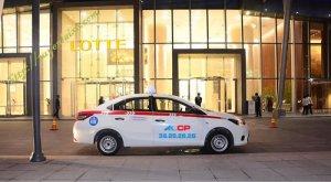 Tuyển lái xe taxi với nhiều hỗ trợ đặc biệt