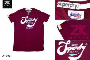 Áo thun T-Shirt SuperDry
