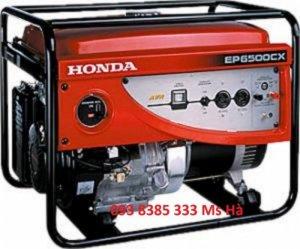 Máy phát điện chạy xăng Honda Ep6500CX công suất 5,5kva giá rẻ cho mọi nhà