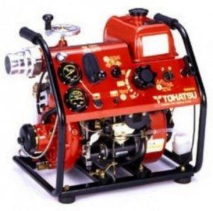 Máy Bơm Chữa Cháy Xăng Tohatsu, Công Suất 8.6kw/ 11HP V20D2S