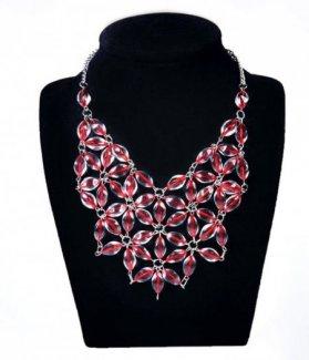 Vòng đeo cổ hạt lưới V.nus ZID23480