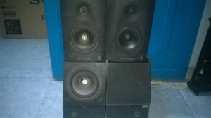 Loa wharfedale model diamond 7.2