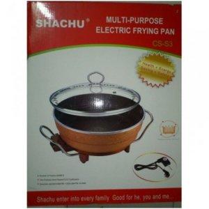 Chảo điện đa năng Shachu S3 tròn