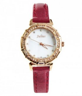 Đồng hồ nữ Julius JA757 trẻ trung ZID33456