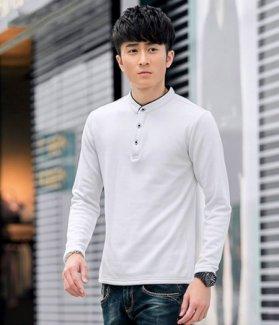 Áo thun nam tay dài Fashion ZID22916