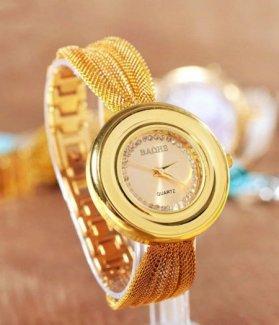 Đồng hồ nữ BH Gold sang trọng ZID21721