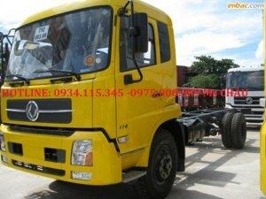 Giá xe tải dongfeng B170/ b170 đọng cơ cumin/ xe tải dongfeng Hoàng Huy 9,6 tấn/ 9T6/ 9.6T trả góp