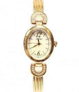 Đồng hồ lắc tay nữ Julius JA714 vàng ZID33416