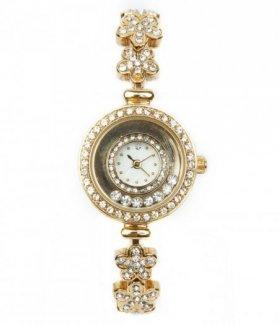 Đồng hồ nữ đính đá sang trọng ZID31884
