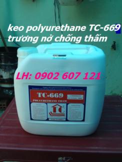 Cần mua pu chống thấm bể nước, pu 668,pu 669, pu UF-3000 tại Hà Nội