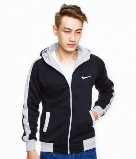 Áo khoác nỉ nam Black Fashion ZID33143