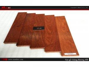 Báo giá sàn gỗ tự nhiên