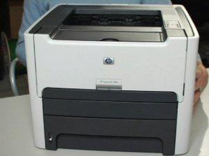 Bán máy in HP Laserjet 1320n, máy đẹp 98%