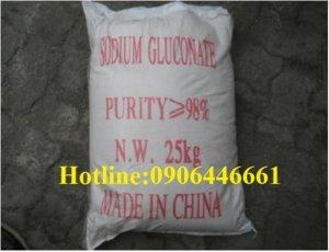 Bán Sodium Gluconate hàng nhập khẩu, giá rất tốt