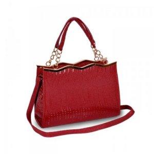 Túi xách nữ màu đỏ