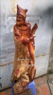 Tượng Đạt Ma sư tổ - đem tâm an bình cho mọi người