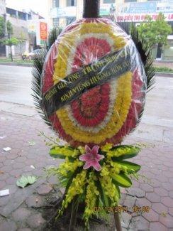 Hoa chia buồn, hoa kính viếng ở Thanh Hóa