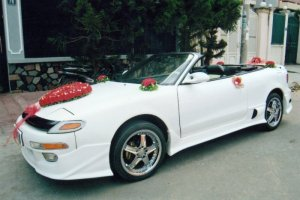 Cho thuê xe hoa, xe cưới 4-45C taị Bình Dương