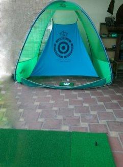 Lưới tập Golf Korea tiện dụng dễ lắp đặt