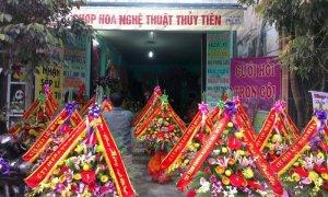 Shop hoa tươi Thanh Hóa cửa hàng điện hoa giá rẻ giao tận nơi