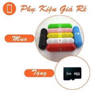 Loa beat pill 2.0 tặng thẻ nhớ 2gb