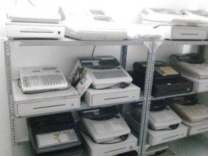 Máy tính tiền cũ bán giá rẻ cho Quán Cafe tại Lục Nam Bắc Giang