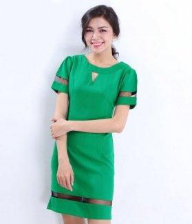 Đầm suông công sở Nana ZID14960