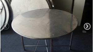 Cần bán bàn inox