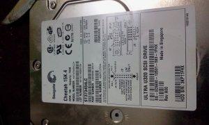 HDD scsi Seagate Cheetah 15k.4