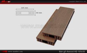Sàn gỗ ngoài trời giá rẻ nhất