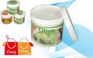Kem dưỡng tóc Olive hoặc tinh chất bơ (500ml)